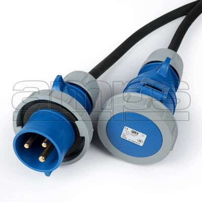 25m 32A Cable