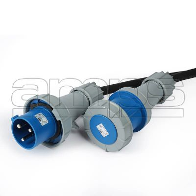 25m 63A Cable