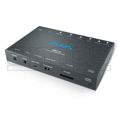 AJA HELO H.264 Recording and Streaming Device