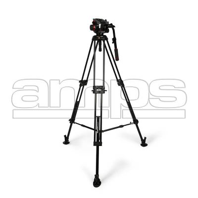 Manfrotto 504HD Fluid Head Video Tripod