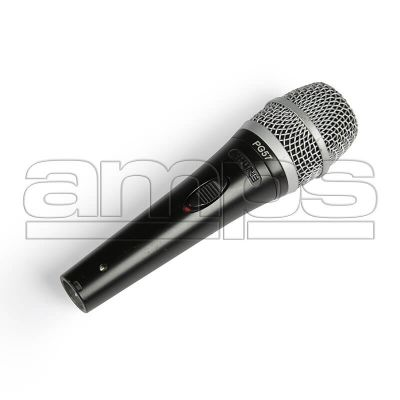 Shure PG57 Switched Microphone